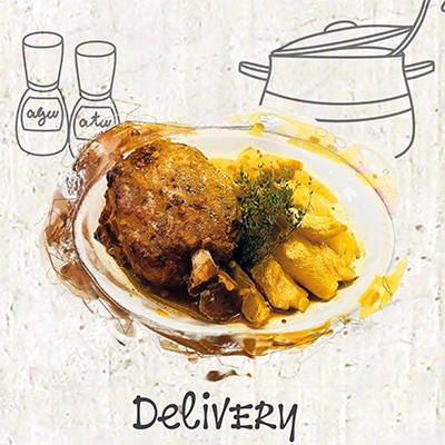 Take Away - Delivery